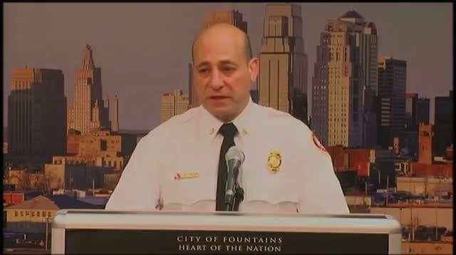 Chief: Woman Missing in Kansas City Blast
