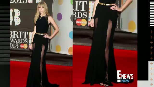 Taylor Swift's Daring Dress