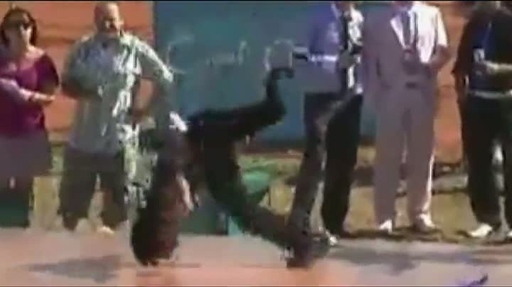 Anti-Fresh Breakdance Faceplant