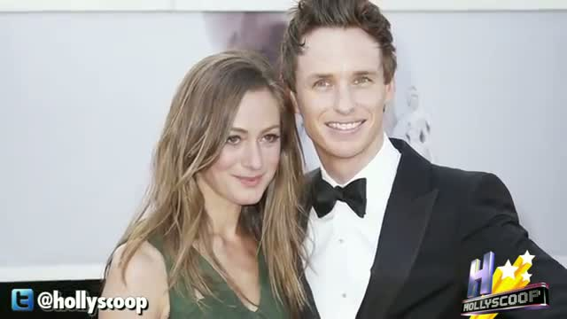 Eddie Redmayne Brings Girlfriend To 2013 Oscars