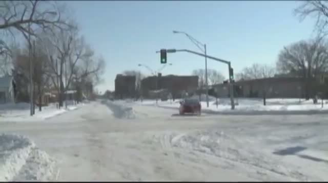 Second Blizzard in a Week Heads for Plains