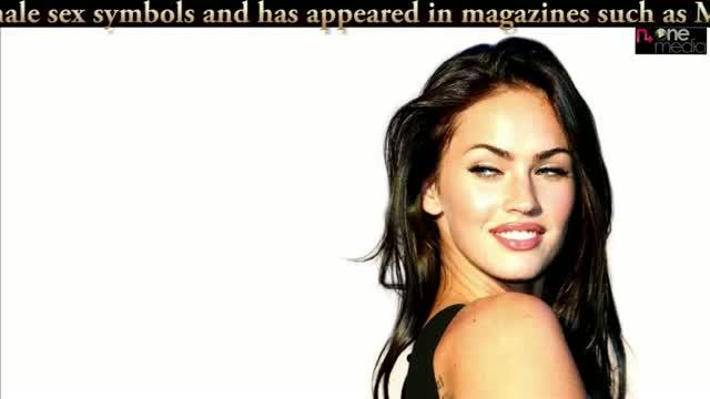 Megan Fox - American Actress Biography & Profile