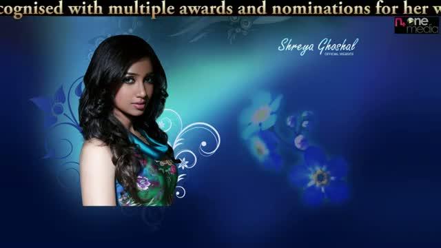 Shreya Ghoshal Indian Singer Biography Video