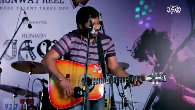 Dil Ko Tumse Pyar Hua Song (Rehna Hai Tere Dil Mein) Pavan Guitarist & Vocalist Runway JAM