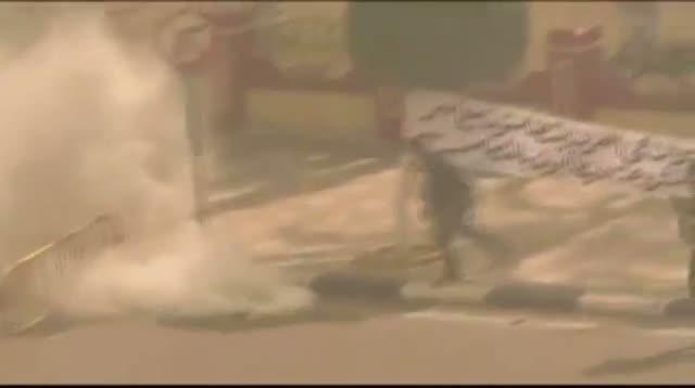 Egyptian Army Intervenes in Port Said