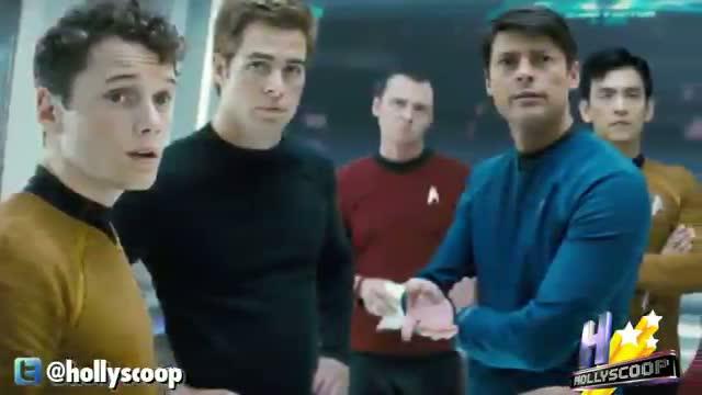 Zoe Saldana Betraying 'Star Trek' By Joining 'Star Wars?'