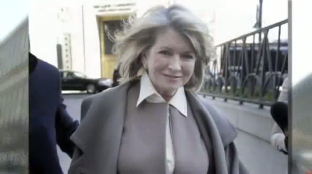 Martha Stewart in Court Over Her Brand