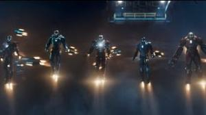 Iron Man 3 - Official Trailer UK Marvel - HD