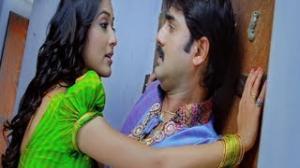 Devaraya Movie Scenes - Vidisha trying to seduce Srikanth - Shadow Srikanth, Meenakshi Dixit - Telugu Cinema Movies