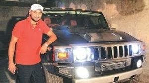 Indian Cricketers and their Cars drive Exclusive pics