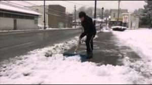 Big Tease: Snow Pelts, Sprinkles Washington