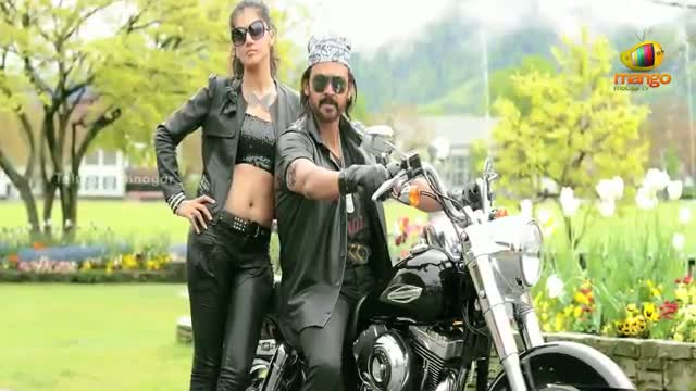 Venkatesh Shadow Title Song Promo - Baba Sehgal, Tapsee Pannu, Srikanth, Thaman - Telugu Cinema Movies