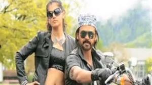 Venkatesh Shadow Gabbar Singhku Linesa / Naughty Girl  Song Promo - Baba Sehgal, Tapsee Pannu, Srikanth, Thaman - Telugu Cinema Movies