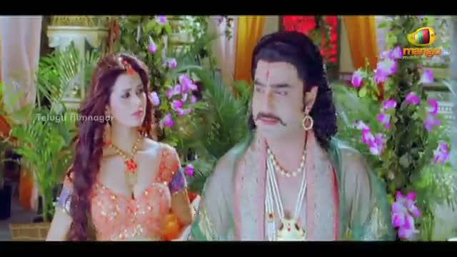 Devaraya Movie Scenes - Srikanth & Meenakshi Dixit expressing their love - Shadow Srikanth, Vidisha - Telugu Cinema Movies