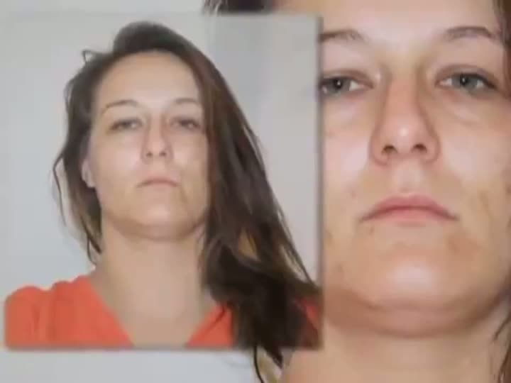 Woman Hides Gun In Her Vagina And Drugs Up Her Butt