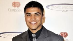 Boxer VICTOR ORTIZ Trades Gloves for Dancing Shoes on DWTS