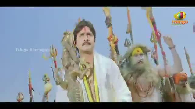 Devaraya Movie Scenes - Srikanth reinstalling the idol of a goddess - Shadow Srikanth, Vidisha - Telugu Cinema Movies
