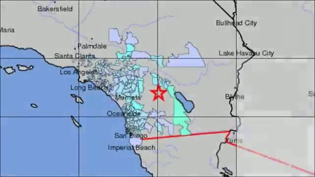 4.7 California quake strikes, shakes and causes no injuries