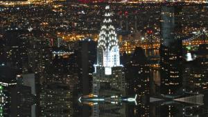 URBAN EXPLORING Chrysler Building Spire - @OpieRadio