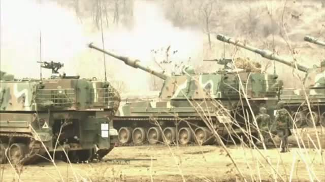 SKorea, US Carry Out Joint Military Drills