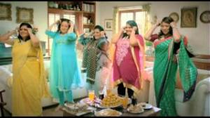PEPSI IPL 2013 - Sirf Dekhneka Nahi! - Kitty Party
