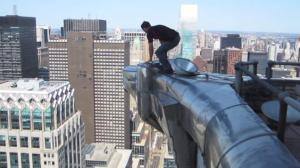 Exploring The Chrysler Building Part 2 - Insanity