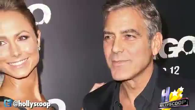 George Clooney Dumps Stacy Keibler With Jewelry & New Apartment