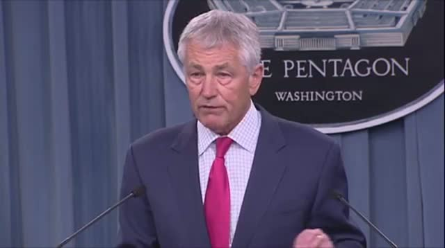 Hagel: U.S. to Beef Up Missile Defense