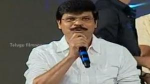 Shadow Movie Audio Launch Function - Boyapati Sreenu Said Its His Family Function - Taapsee, Srikanth, Thaman - Telugu Cinema Movies