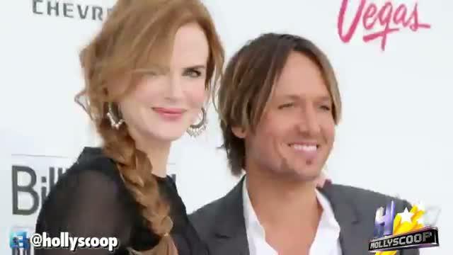 Keith Urban And Nicole Kidman To Renew Their Wedding Vows: Nicole Kidman Flashes N!pple