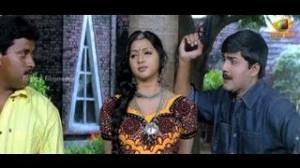 Aaduthu Paaduthu Movie Comedy Scenes - Gayathri deceiving Srikanth - Shadow Srikanth - Telugu Cinema Movies