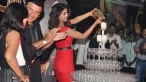 Priyanka Chopra's Babli Badmaash Hai LAUNCH