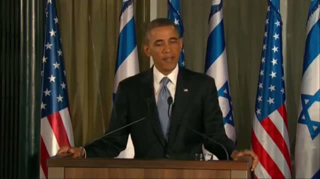 Obama on Syria: Chem Weapons a 'Game-Changer'