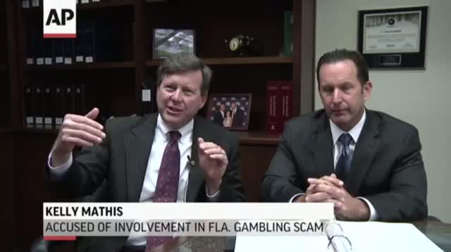 Attorney Denies Role in Fla. Gambling Scandal