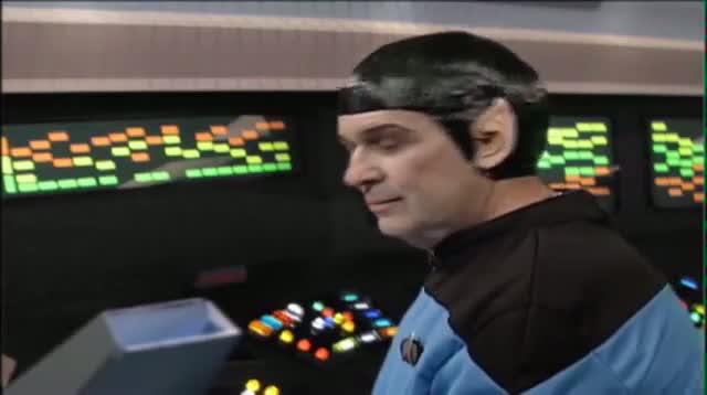 IRS: Mistake to Have Filmed a 'Star Trek' Parody