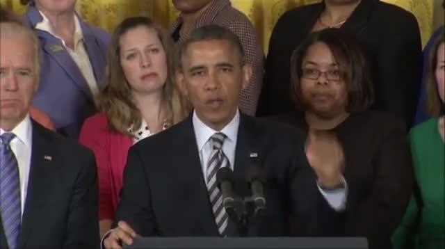 Obama: 'Shame on Us' if We Forget Newtown