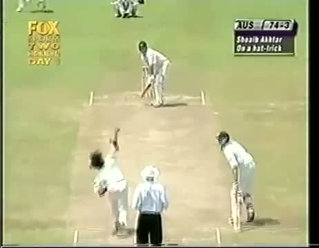 Best Over in Test Cricket History by Shoaib Akhter