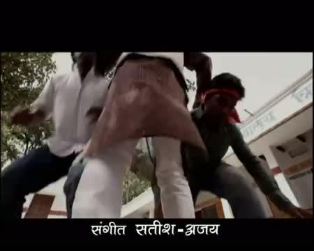 Promo song - Gaon Nagar Of Upcoming Bhojpuri Movie - Laxman Rekha Feat. Vinay Anand & Gunjan Pant