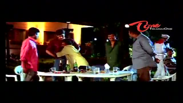 Telugu Comedy Scene From Cheppalani Vundi Movie - Venu Madhav Drunken Comedy Scene With Naveen - Telugu Cinema Movies