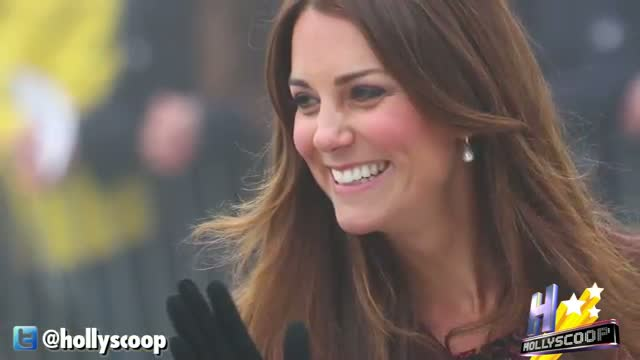 Kate Middleton Skipping A Baby Shower?