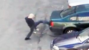 Man vs Parking Lot