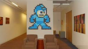 Impressive Arcade Themed Post-It Note Stop Motion Video