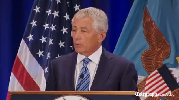North Korea presents 'real and clear danger', says US defense secretary Chuck Hagel