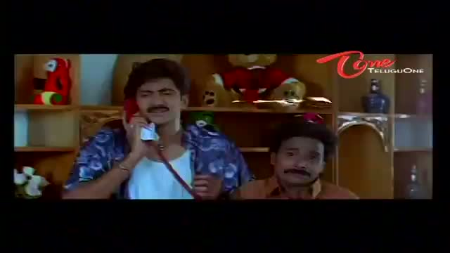 Telugu Comedy Scene From Cheppalani Vundi Movie - Hilarious Conversation Betweem Chalapathi & Naveen - Telugu Cinema Movies