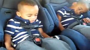Toddler Wakes Up To Waka Flocka