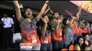 Four hit by Reddy off Dinda in over 19.4 Inning 1 - SH vs PW - PEPSI IPL 6 - Match 3