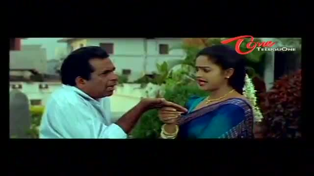 Telugu Comedy Scene From Cheppalani Vundi Movie - Raasi Reveals Brahmi's Horoscope - Telugu Cinema Movies