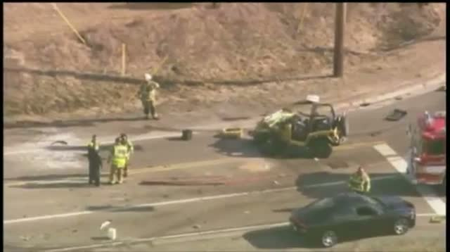 School Bus Crash Outside Chicago