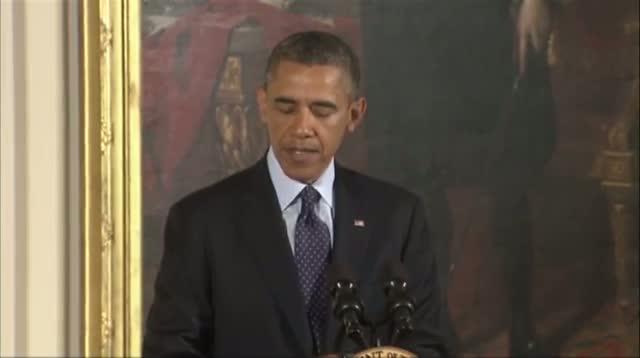 Obama: Israel Visit Made Easter Extra Special