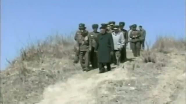 NKorean Leader Kim Jong Un Fires Gun